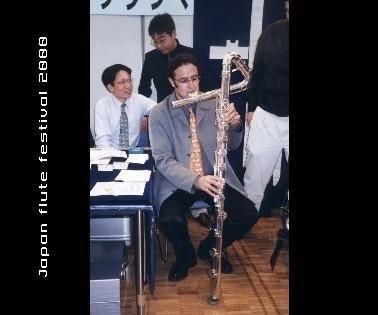 Japan flute festival 2000